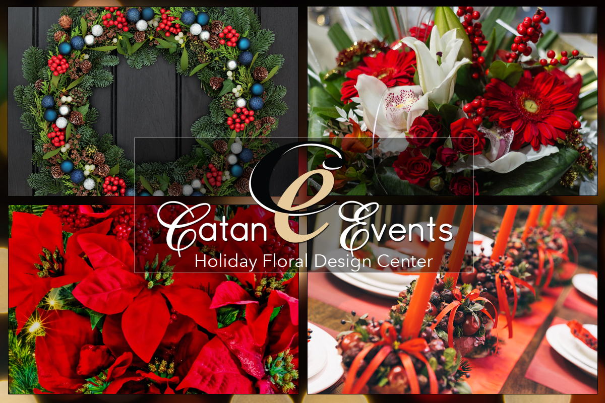 Holiday Floral Design Center – Now Open
